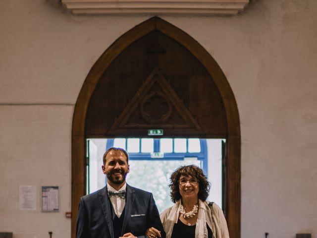 Le mariage de William et Florence à Bohars, Finistère 45