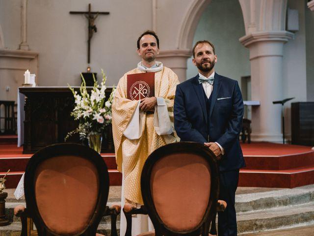 Le mariage de William et Florence à Bohars, Finistère 48