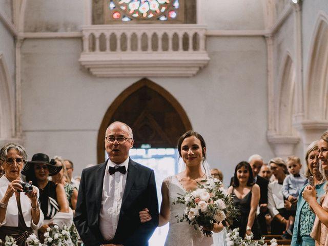 Le mariage de William et Florence à Bohars, Finistère 50