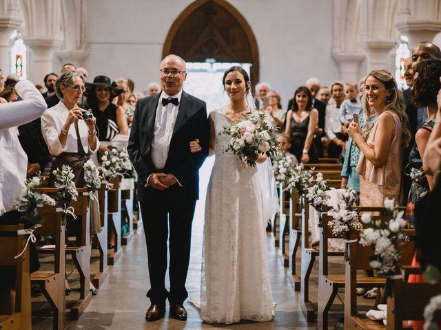 Le mariage de William et Florence à Bohars, Finistère 51