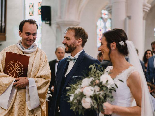 Le mariage de William et Florence à Bohars, Finistère 54