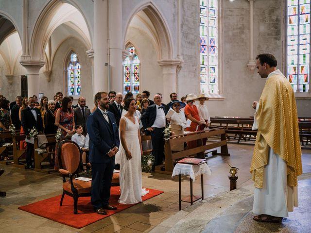 Le mariage de William et Florence à Bohars, Finistère 62