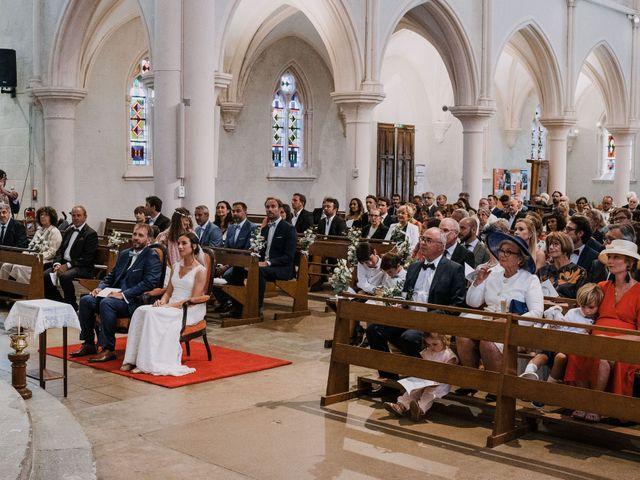 Le mariage de William et Florence à Bohars, Finistère 66