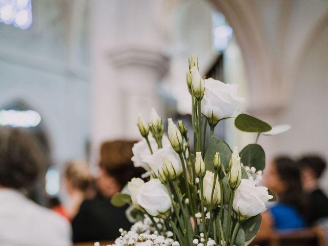 Le mariage de William et Florence à Bohars, Finistère 70