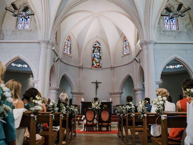 Le mariage de William et Florence à Bohars, Finistère 71