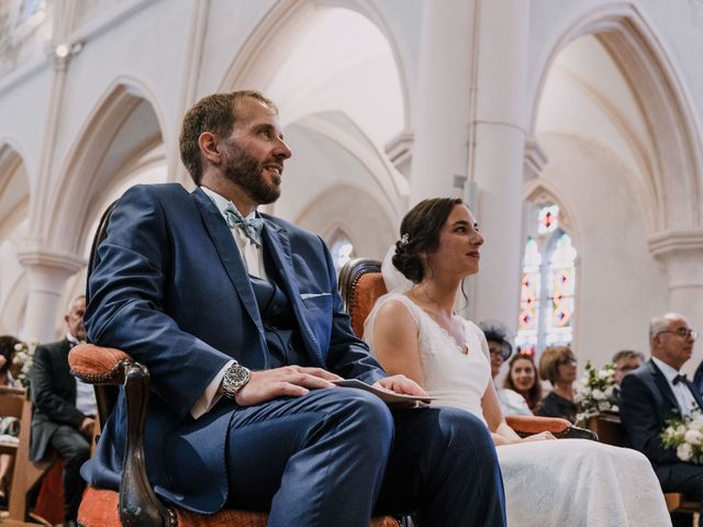 Le mariage de William et Florence à Bohars, Finistère 72