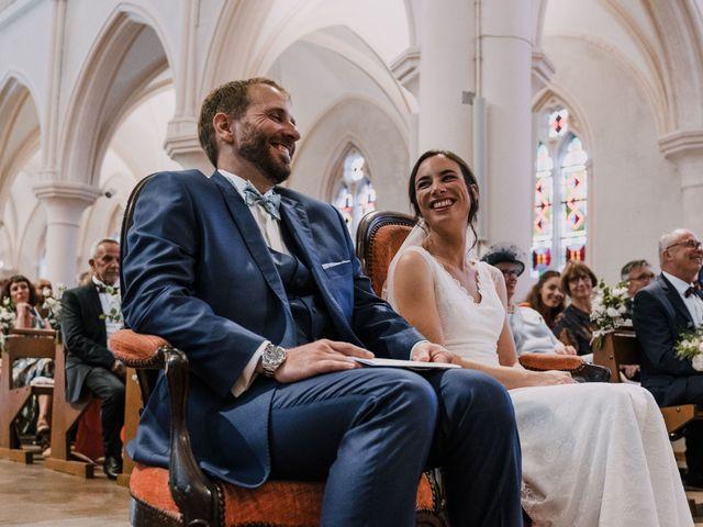 Le mariage de William et Florence à Bohars, Finistère 74