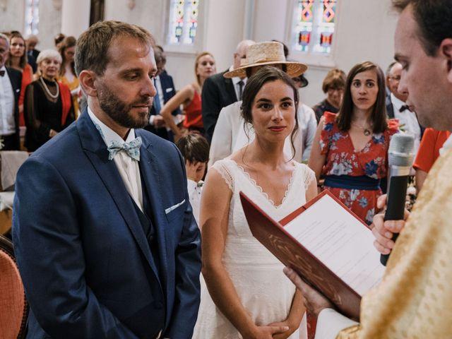 Le mariage de William et Florence à Bohars, Finistère 77