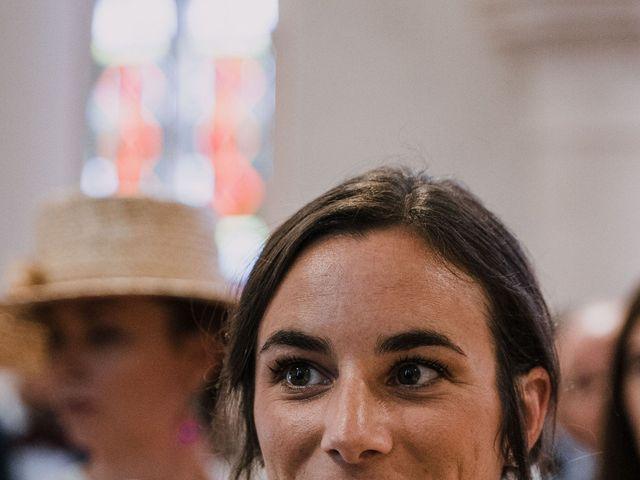 Le mariage de William et Florence à Bohars, Finistère 78