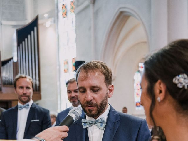 Le mariage de William et Florence à Bohars, Finistère 80