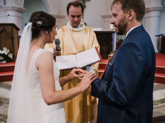 Le mariage de William et Florence à Bohars, Finistère 82