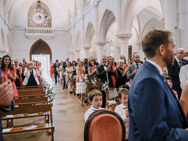 Le mariage de William et Florence à Bohars, Finistère 85