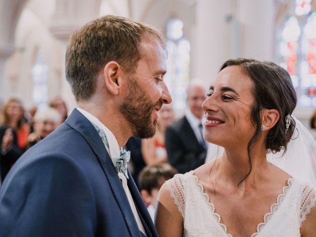 Le mariage de William et Florence à Bohars, Finistère 87