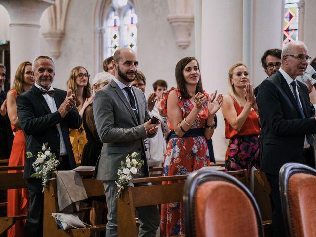 Le mariage de William et Florence à Bohars, Finistère 91
