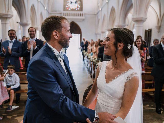 Le mariage de William et Florence à Bohars, Finistère 93