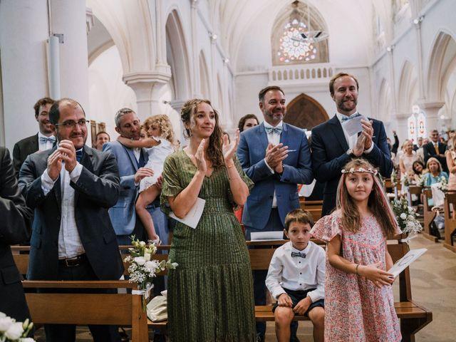 Le mariage de William et Florence à Bohars, Finistère 94
