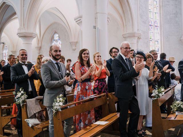 Le mariage de William et Florence à Bohars, Finistère 95
