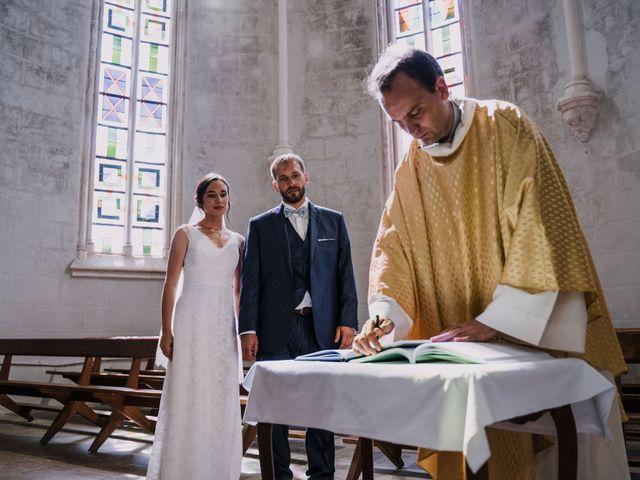 Le mariage de William et Florence à Bohars, Finistère 96