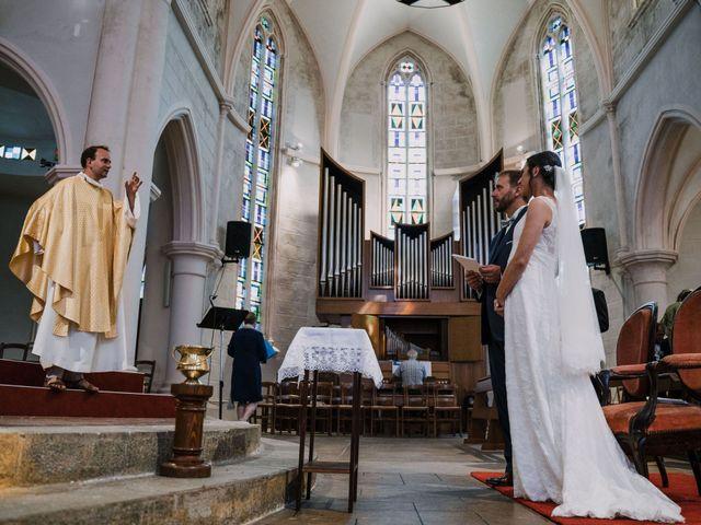 Le mariage de William et Florence à Bohars, Finistère 97