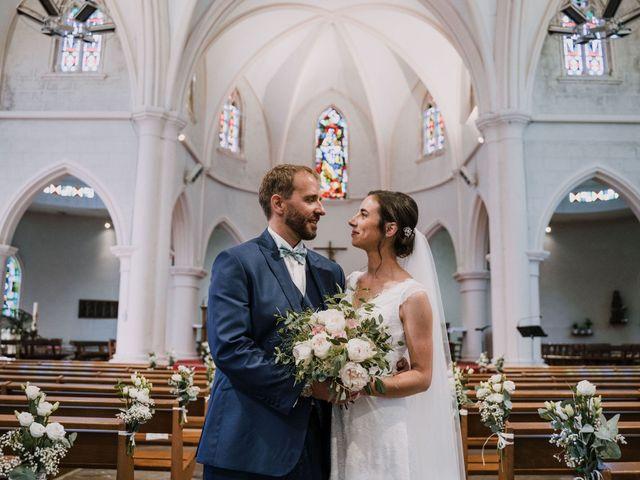 Le mariage de William et Florence à Bohars, Finistère 99