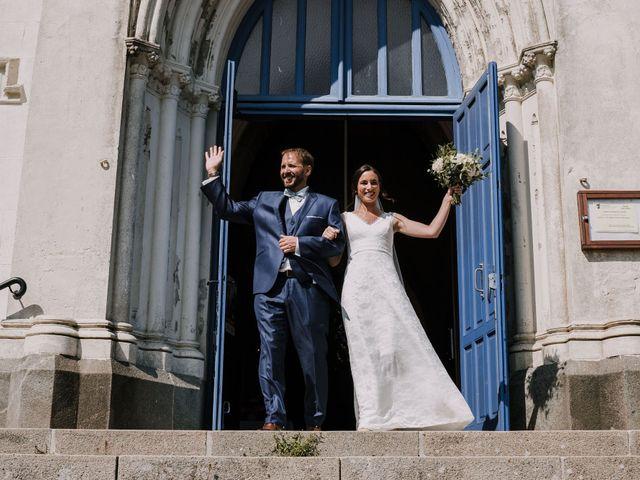 Le mariage de William et Florence à Bohars, Finistère 100