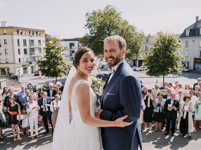 Le mariage de William et Florence à Bohars, Finistère 101
