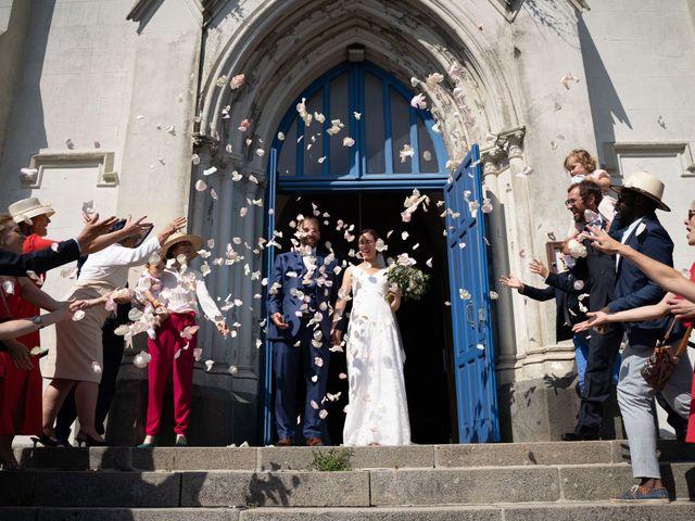 Le mariage de William et Florence à Bohars, Finistère 103
