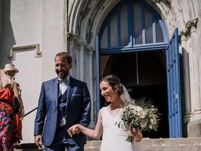 Le mariage de William et Florence à Bohars, Finistère 104