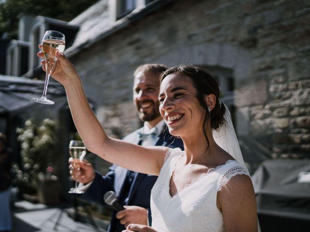 Le mariage de William et Florence à Bohars, Finistère 121