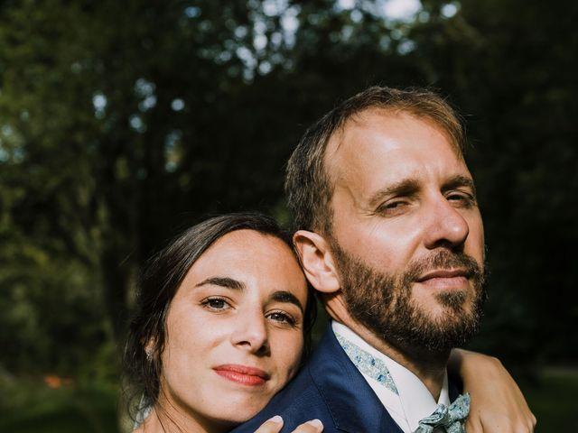 Le mariage de William et Florence à Bohars, Finistère 130