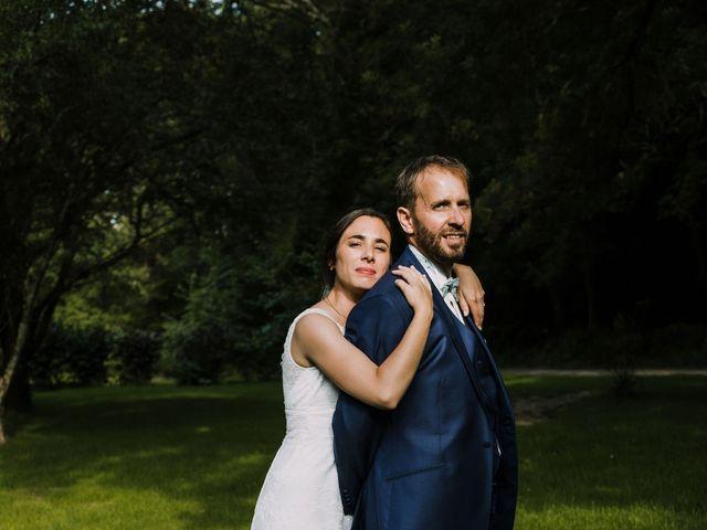 Le mariage de William et Florence à Bohars, Finistère 131