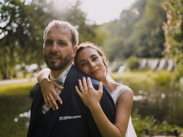 Le mariage de William et Florence à Bohars, Finistère 132