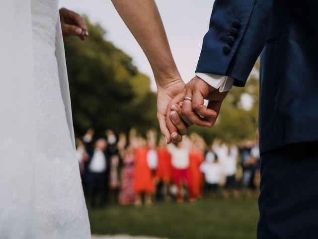 Le mariage de William et Florence à Bohars, Finistère 145