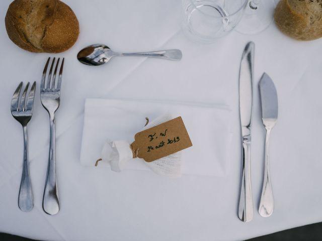 Le mariage de William et Florence à Bohars, Finistère 150