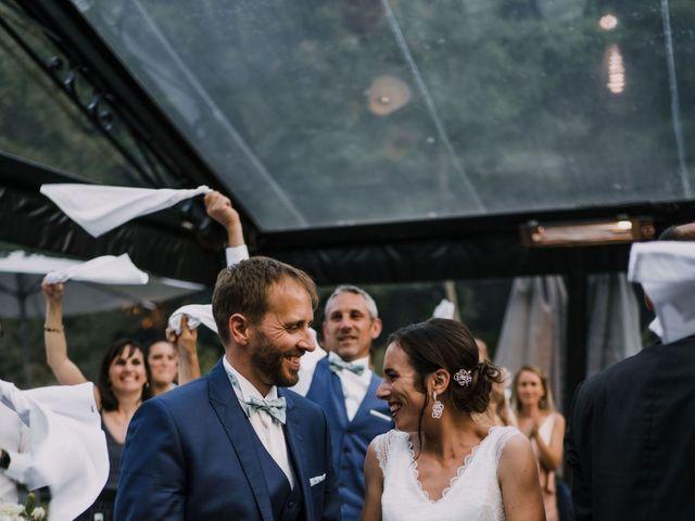 Le mariage de William et Florence à Bohars, Finistère 162