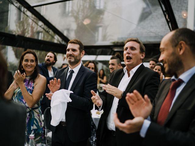 Le mariage de William et Florence à Bohars, Finistère 168