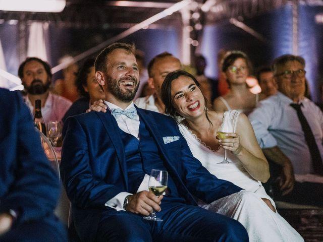 Le mariage de William et Florence à Bohars, Finistère 200