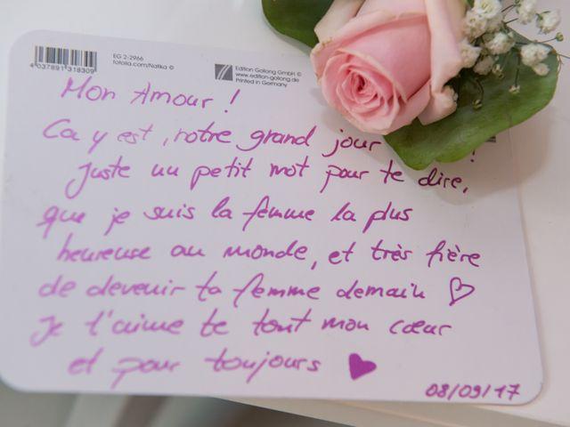 Le mariage de Rodolphe et Adriana à Villeneuve-les-Avignon, Gard 9