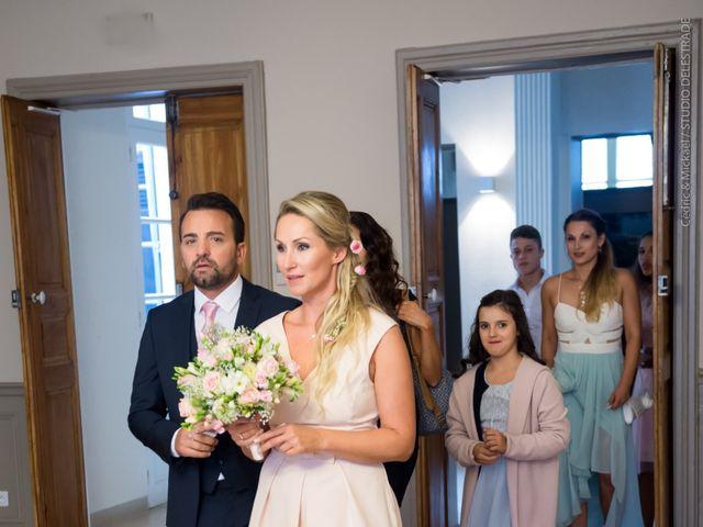 Le mariage de Rodolphe et Adriana à Villeneuve-les-Avignon, Gard 13