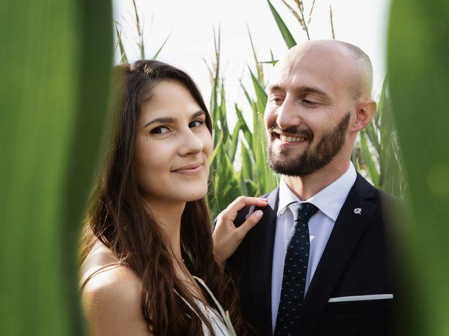 Le mariage de Adina et Adrien