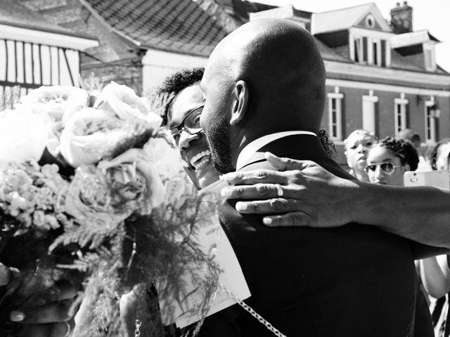 Le mariage de Jacques et Francesca à  Val-de-Saâne, Seine-Maritime 25
