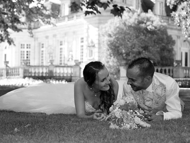 Le mariage de Sébastien et Emilie  à Arcins, Gironde 9