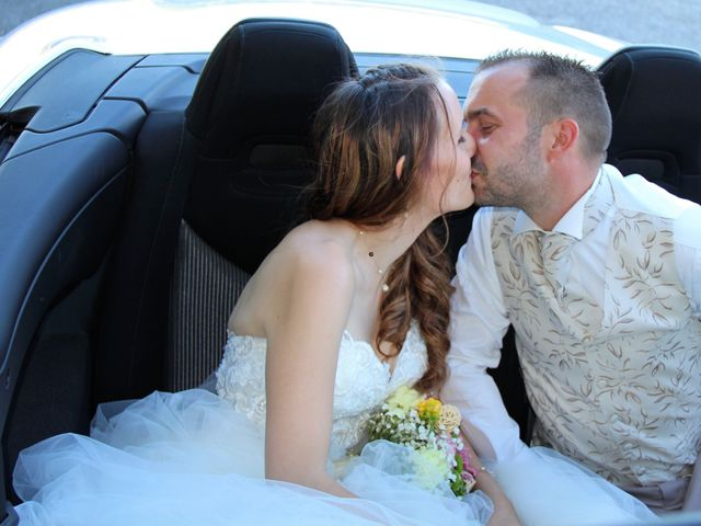 Le mariage de Sébastien et Emilie  à Arcins, Gironde 11