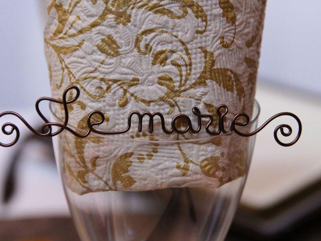 Le mariage de Sébastien et Emilie  à Arcins, Gironde 26