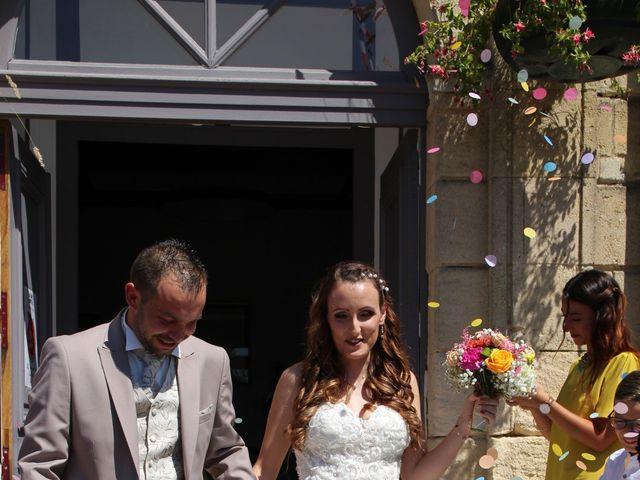 Le mariage de Sébastien et Emilie  à Arcins, Gironde 46