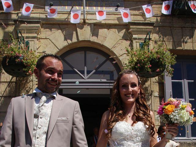 Le mariage de Sébastien et Emilie  à Arcins, Gironde 47