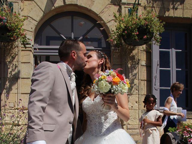 Le mariage de Sébastien et Emilie  à Arcins, Gironde 48