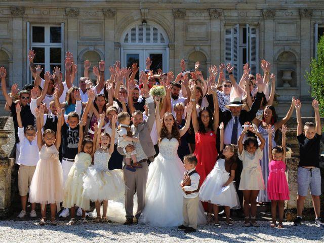 Le mariage de Sébastien et Emilie  à Arcins, Gironde 50