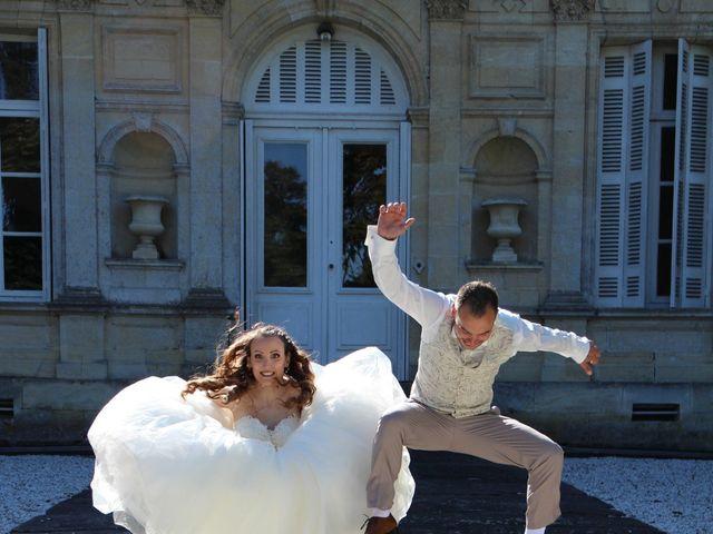 Le mariage de Sébastien et Emilie  à Arcins, Gironde 53