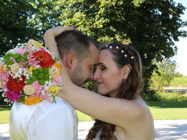 Le mariage de Sébastien et Emilie  à Arcins, Gironde 2